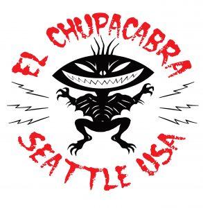 Chupacabra Greenwood Logo